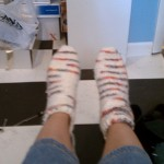 Stripe-ish Socks